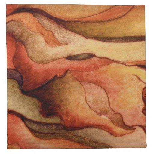 Napkins- Sonoran Desert Sunset Cloth Napkin