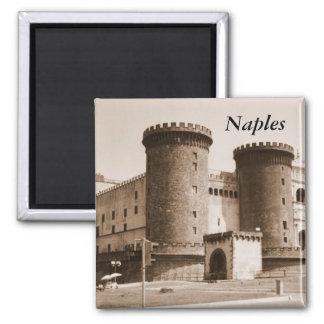 Naples 2 Inch Square Magnet