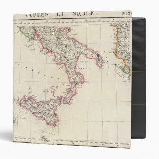 Naples and Sicily 26 Binder