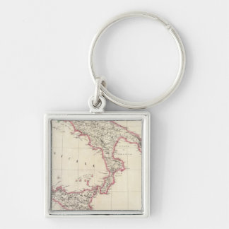Naples and Sicily 26 Keychain