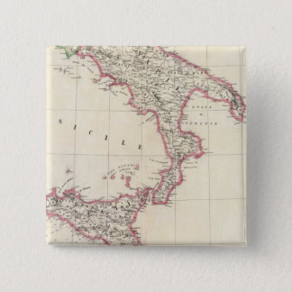 Naples and Sicily 26 Pinback Button