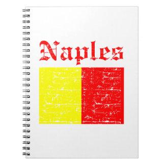 Naples City Designs Spiral Notebook