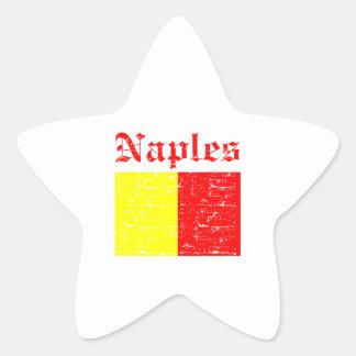 Naples City Designs Star Sticker