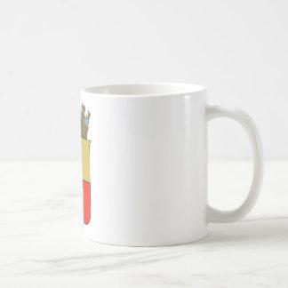 Naples Coat of Arms Coffee Mug