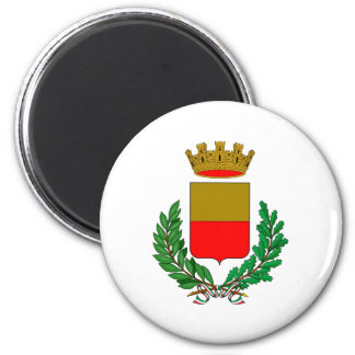Naples Coat Of  Arms Magnet
