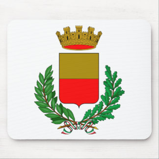 Naples Coat Of  Arms Mouse Pad