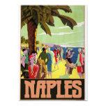 Naples Florida 5x7 Paper Invitation Card