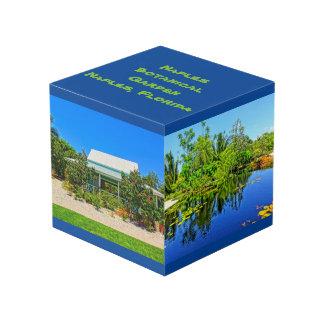 Naples Florida Botanical Garden Cube