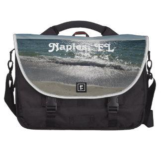 Naples, Florida Laptop Commuter Bag