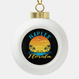 Naples FL Ornament
