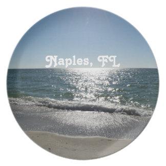 Naples, Florida Plate
