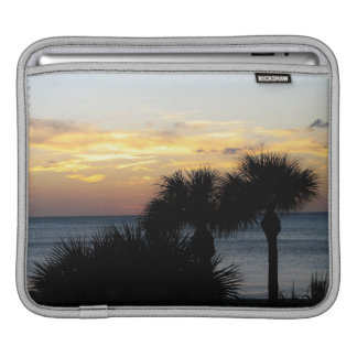 Naples Florida Sunset Sleeve For iPads