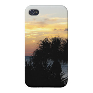 Naples Florida Sunset Cover For iPhone 4