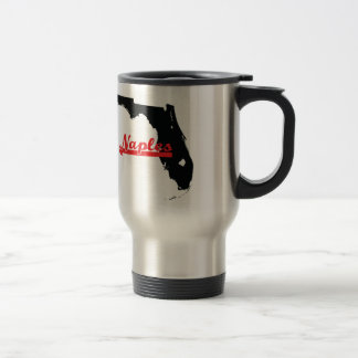 naples Florida Travel Mug