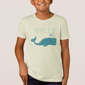Naples Florida Whale T-Shirt