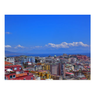 NAPLES, ITALY+gifts Postcard