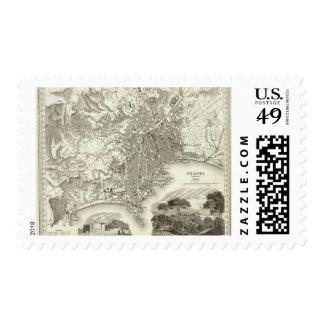 Naples, Italy Stamp
