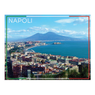 Naples - Napoli Postcard. Postcard