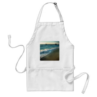 naples pier at sunset adult apron