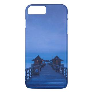 Naples Pier, dawn iPhone 7 Plus Case