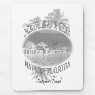 Naples Pier Mouse Pad