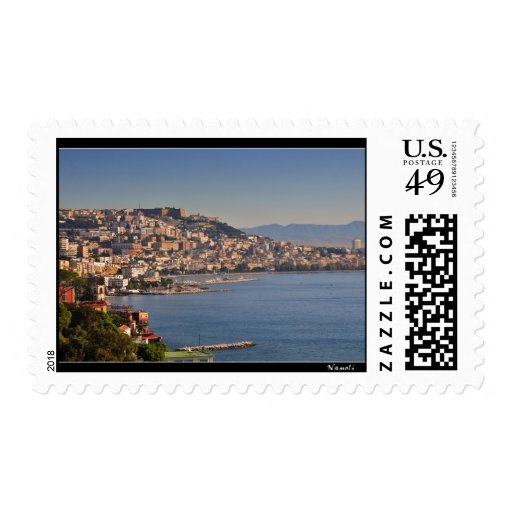 Naples Postage Stamps