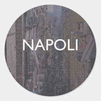 Naples Stickers