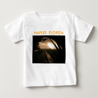 Naples Sunset Baby T-Shirt