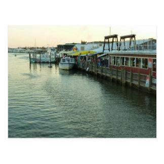 Naples Tin City Postcards