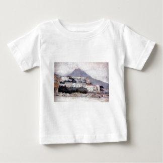 Naples. Vesuvius. by Vasily Surikov T-shirt