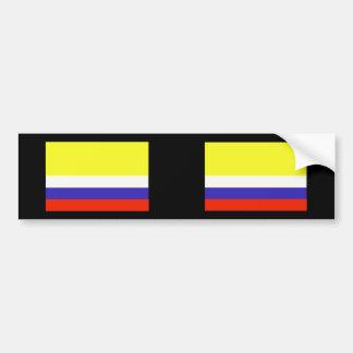 Napo, Equador Car Bumper Sticker