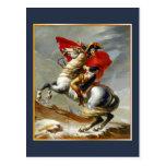 Napolean Bonaparte de Jacques Louis David Tarjeta Postal