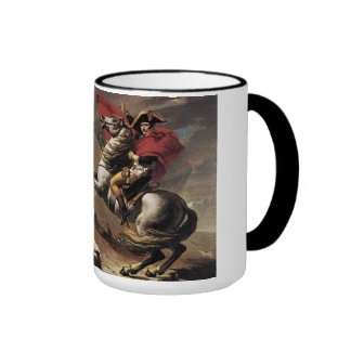 "Napoleans face/""mug"" ringer mug"