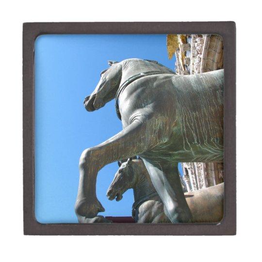 Napoleans Horses Keepsake Box