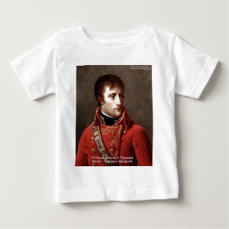 "Napoleon ""1000 Words"" Tees, Mugs, Cards, Gifts Etc Baby T-Shirt"