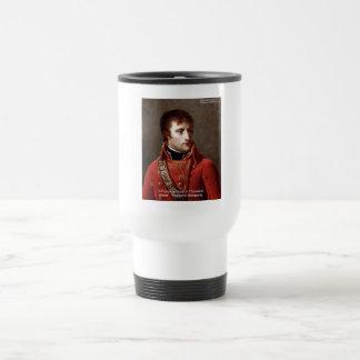"Napoleon ""1000 Words"" Tees, Mugs, Cards, Gifts Etc Travel Mug"