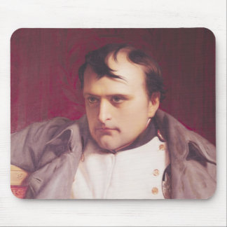 Napoleon  after his Abdication Mouse Pads