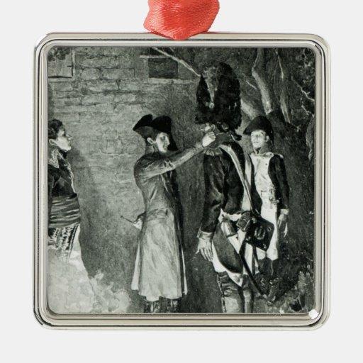 Napoleon and Coignet Christmas Tree Ornaments