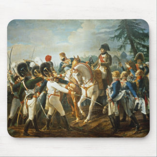 Napoleon and the Bavarian and Wurttemberg Mouse Pad