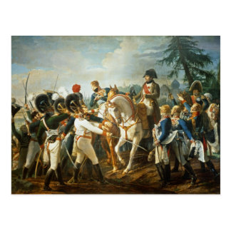 Napoleon and the Bavarian and Wurttemberg Postcard