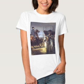 Napoleon and the Imperial Guard T-Shirt