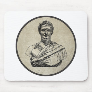Napoleon as Caesar Mouse Pad