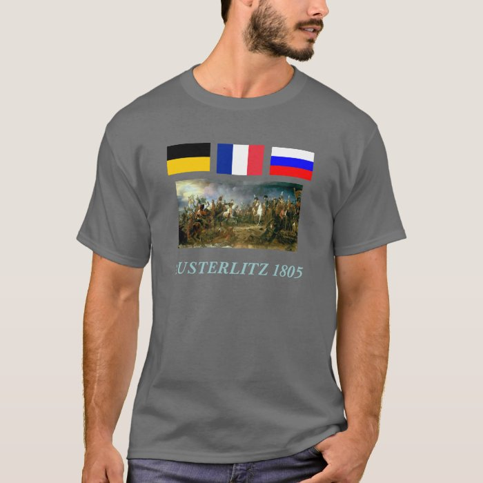 Napoleon at Austerlitz T-Shirt