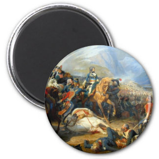 Napoleon at Rivoli Magnet