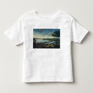 Napoleon before the Battle of Wagram T-shirt