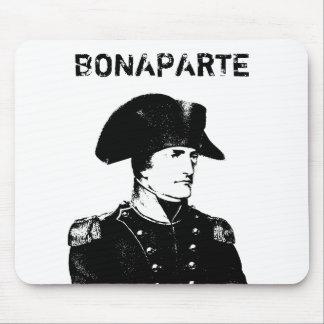 Napoleon -- Blanco y negro Tapete De Raton