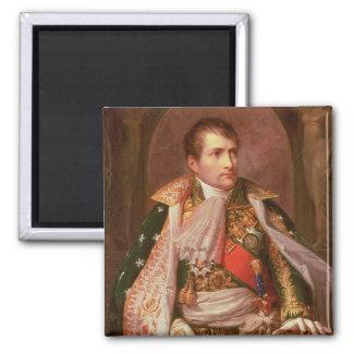 Napoleon Bonaparte (1769-1821), as King of Italy, Magnet