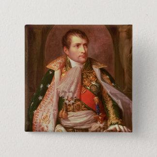 Napoleon Bonaparte (1769-1821), as King of Italy, Pinback Button