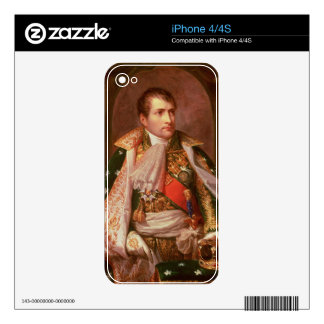 Napoleon Bonaparte (1769-1821), as King of Italy, Skins For The iPhone 4S