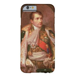 Napoleon Bonaparte (1769-1821), como rey de Funda Para iPhone 6 Barely There